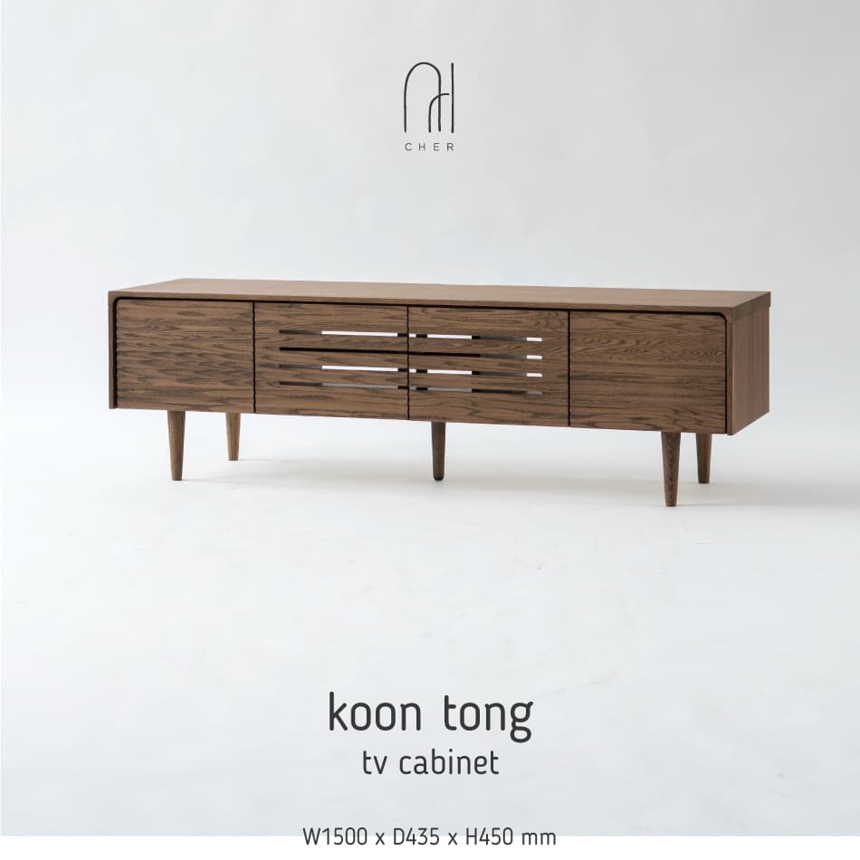 Koonthong Tv Cabinet Chaw Cher